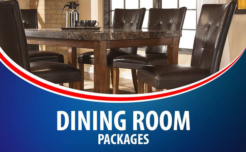 Rent to Own Dining Rooms