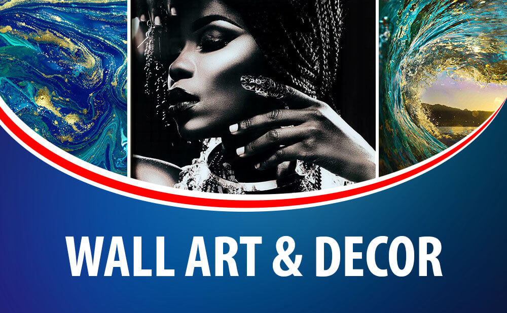 Rent to Own Wall Decorations